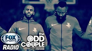 Chris Paul & James Harden's Relationship is Beyond Repair, And They Want Out Of Houston