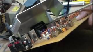 aparelho de som cce mini system md 2400  vídeo 03