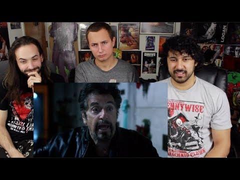 HANGMAN (Al Pacino, Karl Urban Horror Movie) TRAILER REACTION & REVIEW!!!