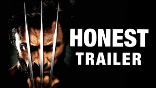 Honest Trailers - X-Men Origins: Wolverine