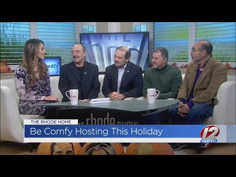 Comfort and events for the holidays