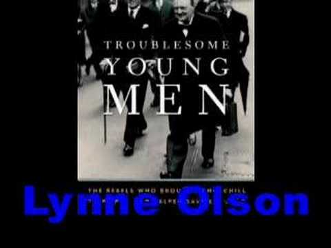 Lynne Olson-Troublesome Young Men-Bookbits author interview