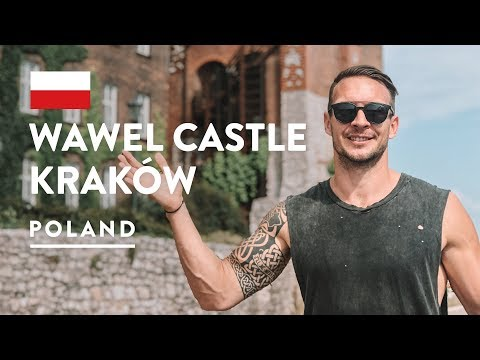 DRAGON, CASTLE & CATHEDRAL! Wawel Castle and Cathedral Krakow | Poland Travel Vlog 2018
