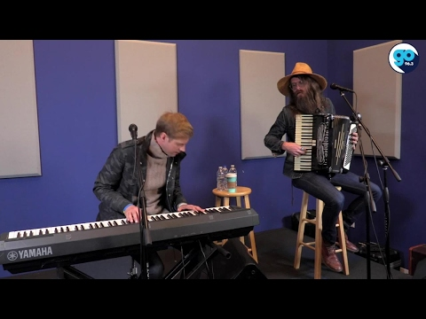 "Andrew McMahon in the wilderness ""Fire Escape"" live in the Go Garage"