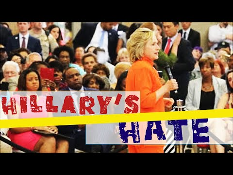 PSA: The Truth Behind Hillary Clinton's Hatred of Children and Black Americans