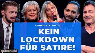 Spätschicht vom 03.11.2020 mit Florian, Rolf, Lisa, Benaissa und Mirja