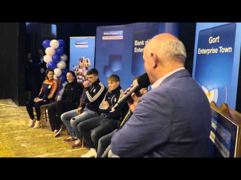 Bank of Ireland Enterprise Town Gort 2016