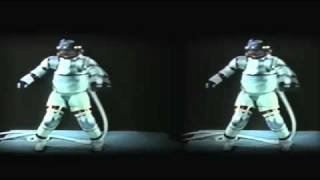 A Spacesuit Ballet