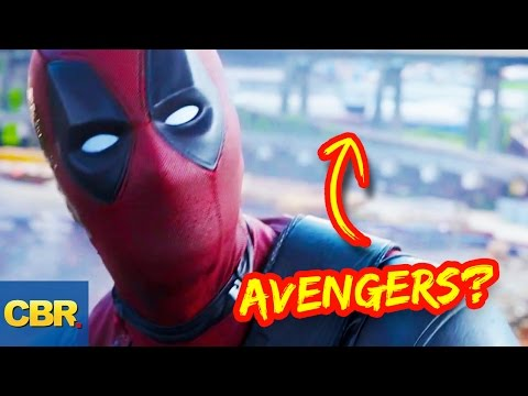 10 Reasons Why Deadpool Is Secretly Part Of The MCU