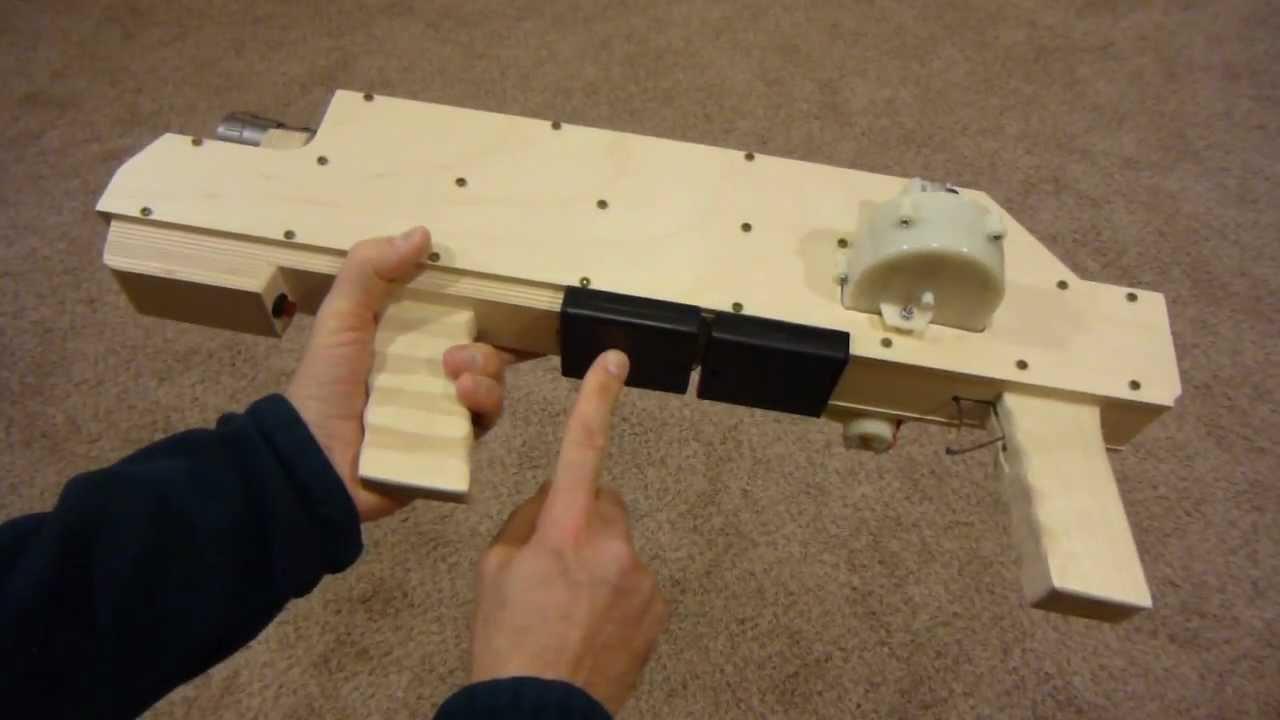Ping Pong Ball Gun Youtube
