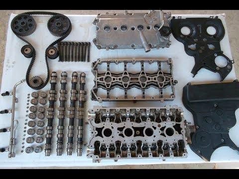 Как установить ГБЦ 16 кл на блок 8 кл Полный установочный комплект 16 клапанной ГБЦ ВАЗ