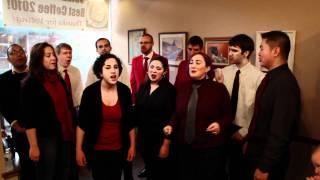 Sweet Child O Mine - Boston Accent A Cappella 12/11/11