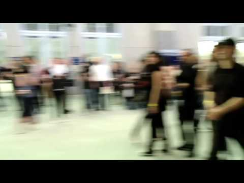 Victorias Secret Fashion Show 2009 - New York Casting Part One