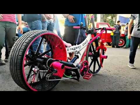 Yurtdışı modifiyeli bisikletler #1