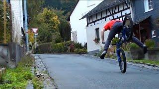 Inspired Bicycles | Tim Krey | Street Trial 2015