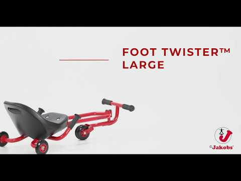 Video: Winther Viking Foot Twister