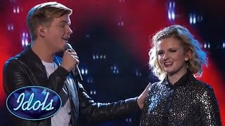 FROM CONTESTANTS TO COUPLES | Romance on American Idol 2018! | Idols Global