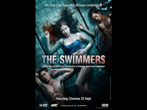 The Swimmers - Thai Horror Movie Trailer 2014 [HD]