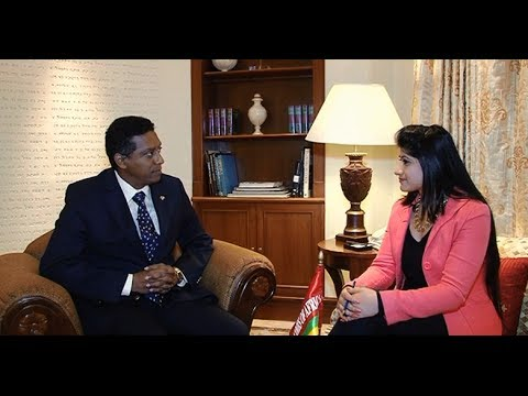 Interview with H.E. Mr. Danny Faure, Vice President, Seychelles
