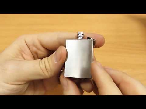 Emergency Fire Starter Flint Match Lighter   Survival Tool