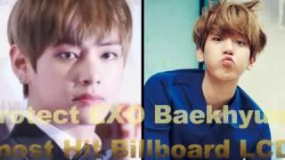 BTS V Protect EXO Baekhyun