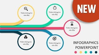 Thiết kế Infographic PowerPoint trong PPT2016-Off365 | Trường học PowerPoint