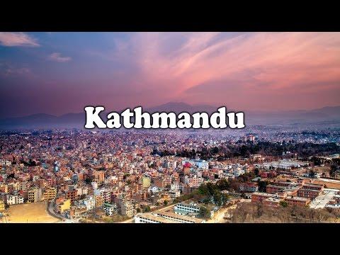 Kathmandu Nepal - Travel VLOG
