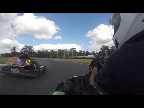 Eastern Creek Go Karting 2017 Front view