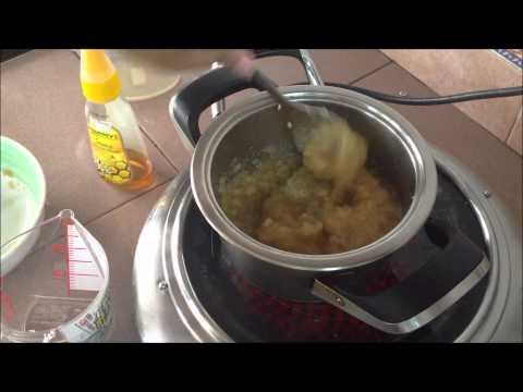 Homemade Apple Honey Jam