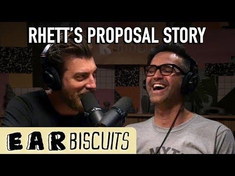 Rhett's Proposal Story | Ear Biscuits