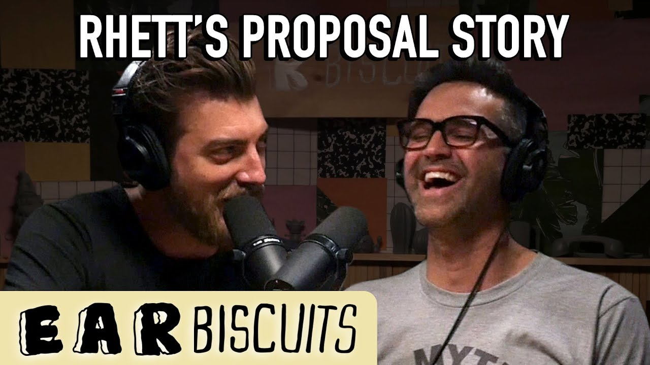 Rhett's Proposal Story | Ear Biscuits
