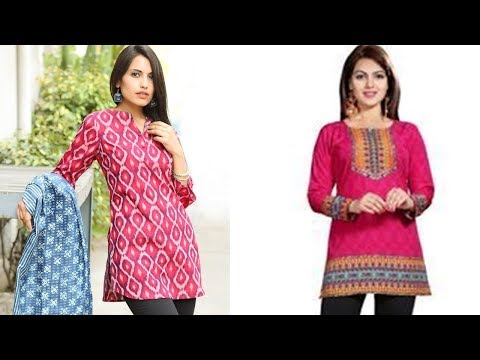 Traditional Short Kurti Designs 2019 | Indian Fashion 2019