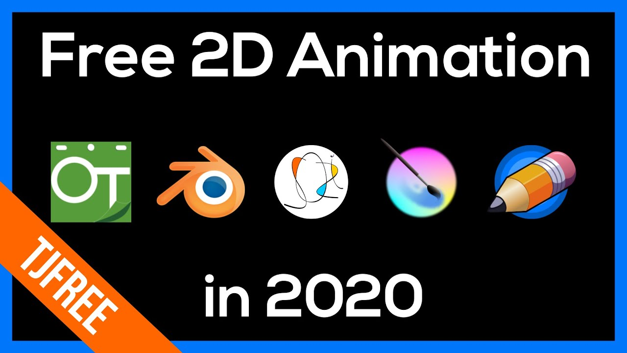 Best Free Animation Software In 2020 Youtube