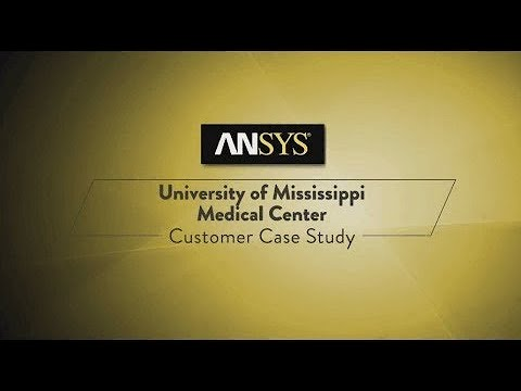 University of Mississippi and ANSYS