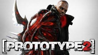 Трейлер игры Prototype 2 RUS