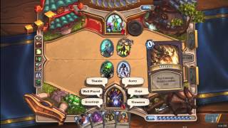Hearthstone: Heroes of Warcraft - Gameplay Demonstration
