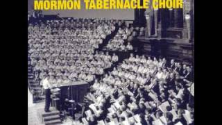 "The Mormon Choir sings ""I wonder who"