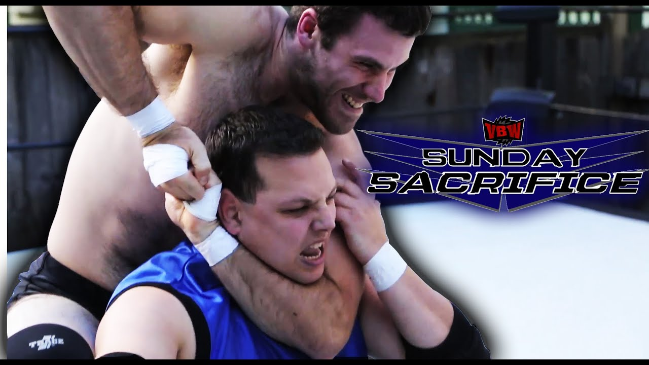 vbw season 3 episode 8 sunday sacrifice backyard wrestling