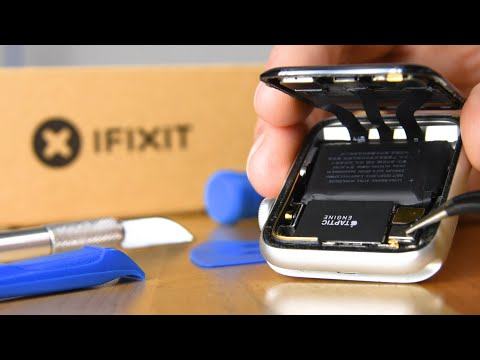 Repair Your Broken Apple Watch With A Fix Kit From IFixit