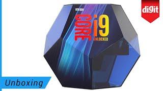 Intel Core i9 9900K Processor Unboxing