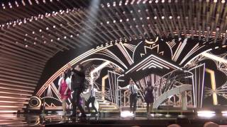 ESCKAZ in Vienna: Electro Velvet (UK) - Still In Love With You (final dress rehearsal)