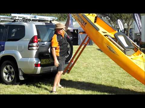 Kayak Car Loader No Wife Required Doovi