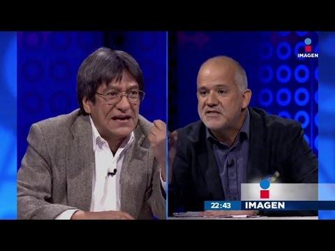 Astillero y Zavala se atacan en intensa discusión #DOSdeTRES