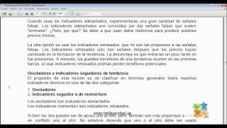 Curso de Forex - 37 de 99 - Osciladores e Indicadores de Momentum