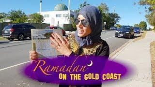 Ramadan Jummah 🌙 at the Gold Coast Mosque 🌞