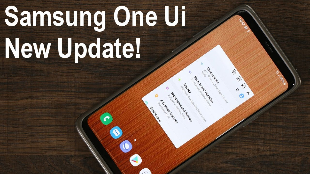 Galaxy S9 Plus - Samsung One Ui Beta 3 (Android 9 0 Pie)