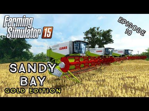 Let's Play Farming Simulator 2015 | Sandy Bay | Episode 18