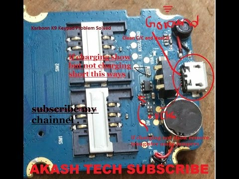 Karbann k9 charging problems solutions or China mobile charging problems solutions in Hindi 2016 Ak