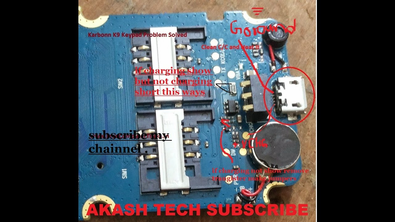 Karbann K9 Charging Problems Solutions Or China Mobile Charging Problems Solutions In Hindi 2016