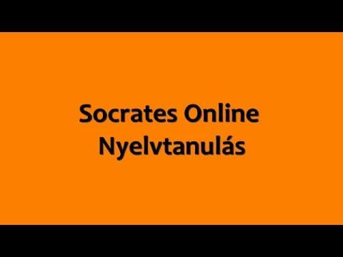 Socrates Online Nyelvtanulás